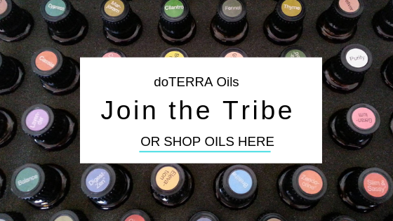 doterra essential oils join the tribe 2